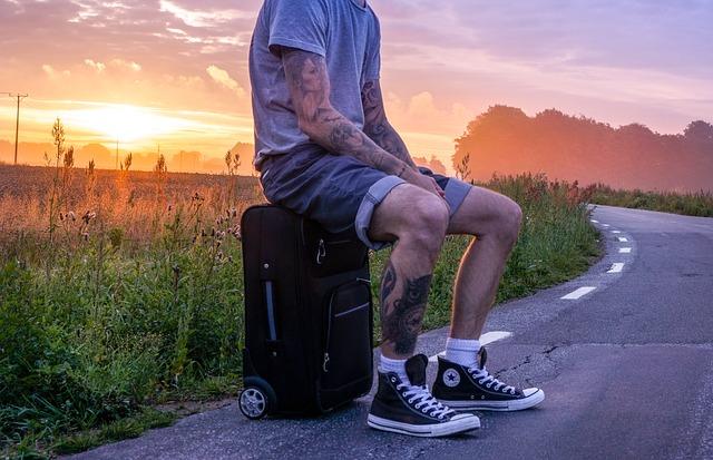 cestování stopem