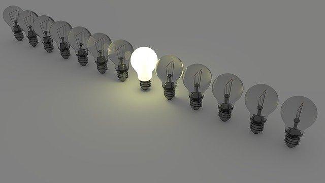 energie světla