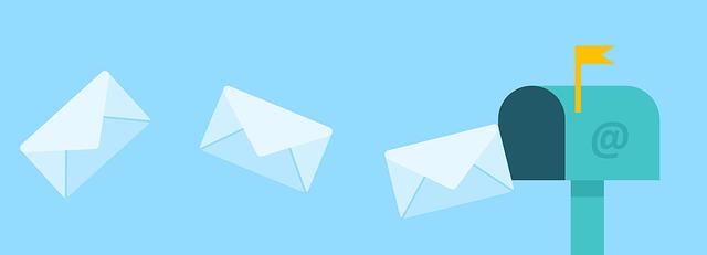 emailové obálky