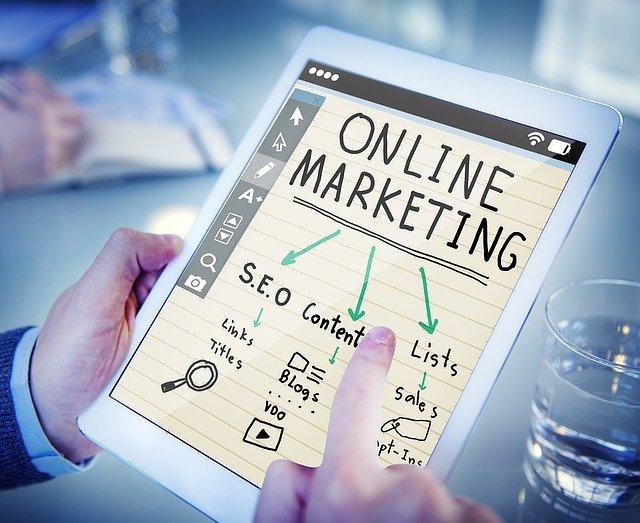 části on-line marketingu